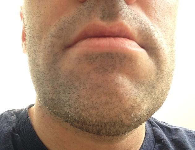 Furlough beard 2